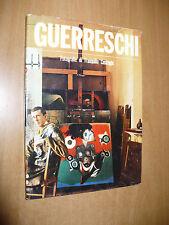 QUADERNI DI IMAGO 1 GIUSEPPE GUERRESCHI TRANQUILLO CASIRAGHI 1964 BASSOLI ARCARI