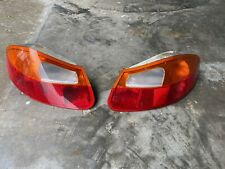 Genuine Porsche 1997-2002 986 Boxster Tail Lights (used) Excellent Condition
