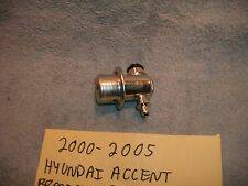 2000-2005 ACCENT BECK ARNLEY NEW INJECTION PRESSURE REGULATOR 158-0714 FREE SHIP
