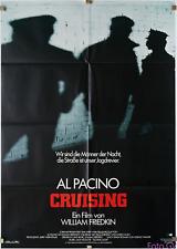 Filmplakat Cruising 1980 Al Pacino, William Friedkin, Gay