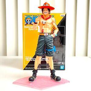 Banpresto One Piece Magazine Special Episode Anime Figure Portgas D Ace BP17035