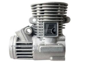 CARTER COMPLETO DI CUSCINETTI RICAMBI MOTORE SCOPPIO ALPHA FC.18 ENGINE 1:10 VRX