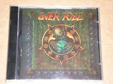 OVERKILL - HORRORSCOPE - CD SIGILLATO (SEALED)