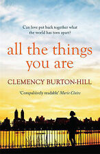 All The Things You Are by Clemency Burton-Hill - Large Paperback