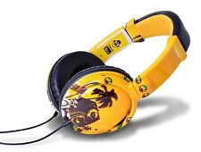 New iDance Ibiza105 Ibiza Headphones - Yellow Gen2/40-2/43