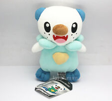 "Nintendo Pokemon Oshawott Mijumaru Soft Plush Toy Stuffed Doll 6"" Gift US ship"