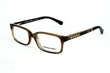*NEW* Michael Kors MK 8006 Medellin Brown 50 x 16 Spectacles Eyeglasses