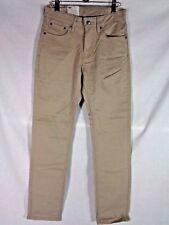 Levis Men's 511 Slim Fit Jeans Commuter Casual Chino Pants Beige 28 X 30
