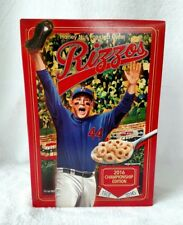 Rizzos Anthony Rizzo Chicago Cubs 2016 Championship Edition Cereal Box Collector