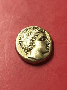 Monnaie Antiques En Électrum A Determinee