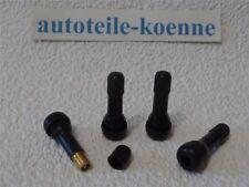 4 Stück Snap-In Ventile TR 438 Ventilloch Ø 8,3mm Mofa Roller Moped Motorrad