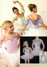 Royal Waltz Dance Costume Orchid Ballet Tutu Ballerina Child X-Small 2-3yr New