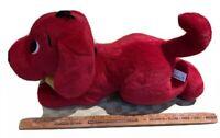 """Clifford Big Red Dog XL Jumbo 24"""" Talking Scholastic Plush Stuffed Animal Toy"""