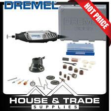 Dremel Rotary Multi Tool + 26 Piece Accessory Set High Performance 3000-1/26