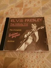 Elvis Presley - Hillbilly Cat [Magnum] (Live Recording, 2001)
