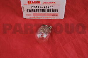 0947112192 Genuine Suzuki BULB (12V, 21/5W) 09471-12192