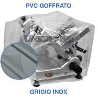 Copri Affettatrice Professionale Grigio INOX Unicover