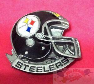 PITTSBURGH STEELERS NFL TEAM 3-D HELMET PIN