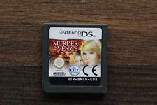 Nintendo DS 3 DS Spiel Murder in Venice: Nichts ist wie es scheint (nur Modul)