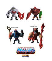 Masters of the Universe Pre MOTU Eternia Minis Fan Matty HORDE TROOPER LOT