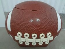 Vintage Little Tikes Football Toy Box Chest Cooler Attached Lid Cooler Tailgate