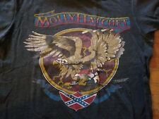 MOLLY HATCHET BEATIN THE ODD WORLD TOUR 1981 VINTAGE CONCERT TEE SHIRT KILLER