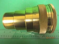 Vintage Schneider of America K298R Reversible Anamorphic 35mm CinemaScope Lens