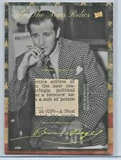 2018 The Bar Pieces of Past Las Vegas Mobster Bugsy Siegel News Nazi Relic Card