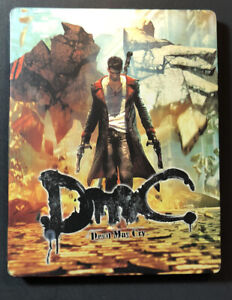 DmC Devil May Cry [ Limited Edition STEELBOOK Pack ] (PS3) NEW