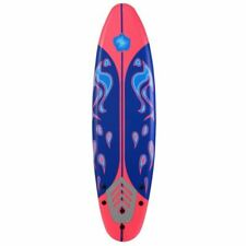 Giantex 6' Surfboard Surf Foamie Boards Surfing Beach Ocean Body Boarding Red