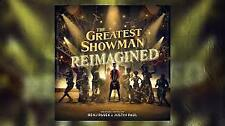 THE GREATEST SHOWMAN CD - REIMAGINED (2018) - NEW - SOUNDTRACK