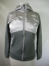 F2978 The North Face Girls' Full Zip Fleece Hoodie Jacket Size L