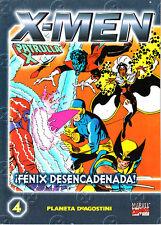 X-MEN : LA PATRULLA X   Nº  4    FORUM. COLECCIONABLE...