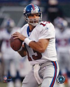 Kurt Warner New York Giants 8x10 Photo