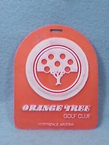 Bag Tag   Orange Tree  - Scottsdale, AZ  - 17