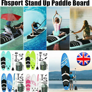 """10'6"""" Inflatable Stand Up Paddle Board Sup Board Surf Board Paddleboard Kit"""