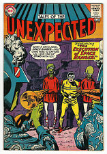 TALES OF THE UNEXPECTED # 81  - DC 1964 (fn)