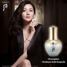 The History of Whoo Cheongidan Hwahyun Gold Ampoule 40 ml (Korea Cosmetic)