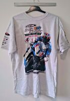 David Jefferies 2004 Memorial Biking T-shirt, XL, Isle Of Man Manx TT
