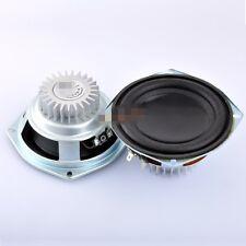 """2pcs For MK 5"""" inch 6Ohm 6Ω 60W Neodymium Speaker Subwoofer horn loudspeaker"""
