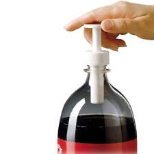 Soda Fizz Keeper, Pump Cap fits 2 Liter Soda Pop Bottles, 2-Pack