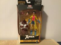 Marvel Legends X-Men JUBILEE Figure Unopened Caliban BaF