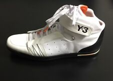 34fd0750ea15 ADIDAS Y-3 moto high sport style G42657 color white   black size 9