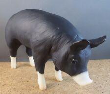 1999 Breyer Black & White Pig Hog OREO BreyerFest Limited Edition Only 375 Made