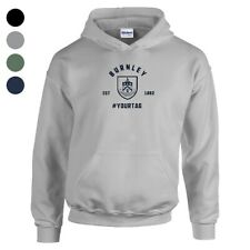 Burnley F.C - Personalised Mens HOODIE (VINTAGE #)