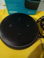Amazon echo dot 3rd generazione nero in ottime condizioni