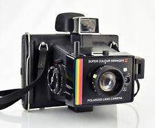 Polaroid Camera Instant Film Land Super Colour Swinger II