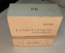 Love in Paris by Nina Ricci 2.7oz 80 ml Edp Eau de Parfum  NEW (with Box)
