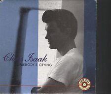 Chris Isaak - Somebodys Crying CD (card sleeve type)