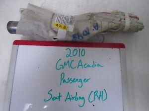 2009-2011 GMC Acadia Passenger Seat Airbag (RIGHT)